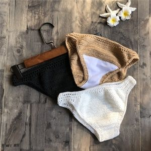 Swim - Basic crochet bikini bottoms